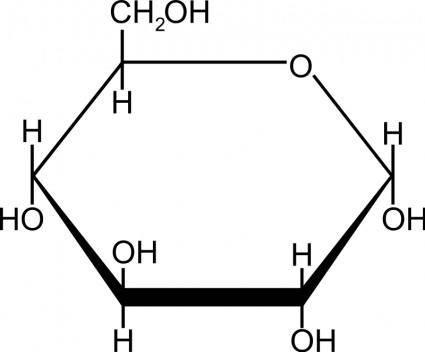 free vector Glucose