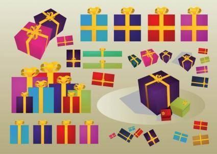 Presents Vectors