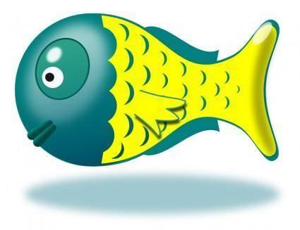 free vector Babyfish