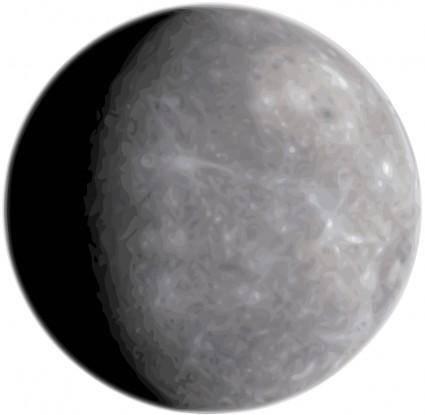 free vector Mercury