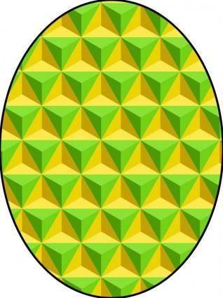 Pattern false pyramids