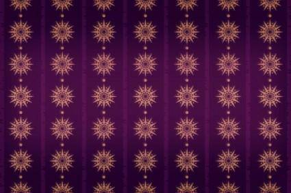 Background Patterns - Aubergine