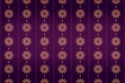free vector Background Patterns - Aubergine