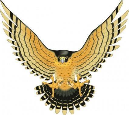 free vector Bird 32