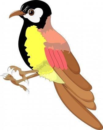 free vector Bird 24
