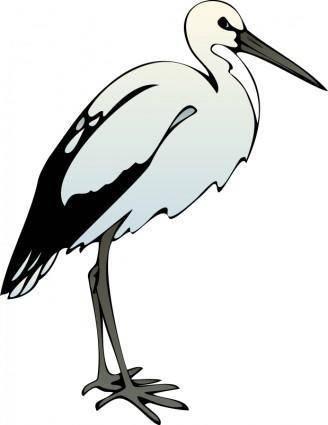 free vector Bird 41