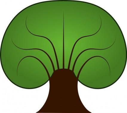 free vector Tree