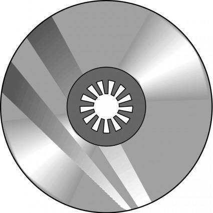 free vector Compact disk 03