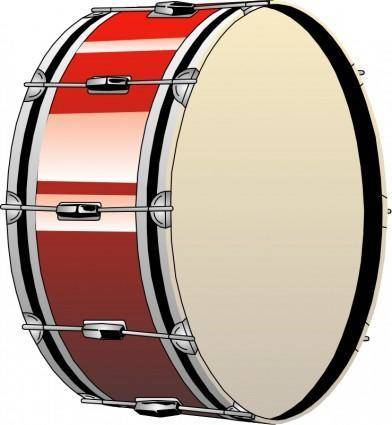 free vector Bass Drum