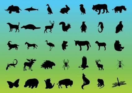 free vector Wildlife Vector