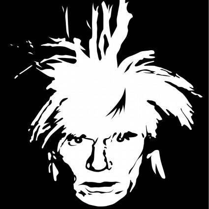 free vector Andy Warhol
