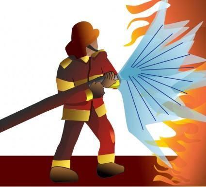 Firefighter/pompier