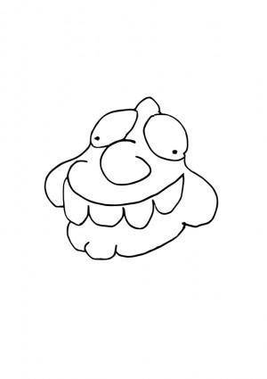 free vector Cartoonhead4