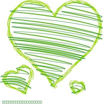 free vector I'm Green for you!