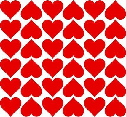 Heart tiles