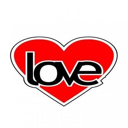 free vector Love