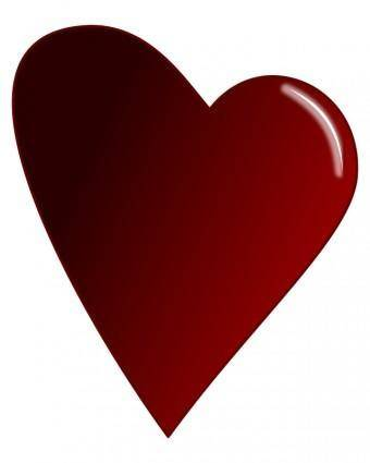 free vector Another heart