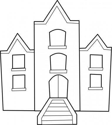 free vector Collège