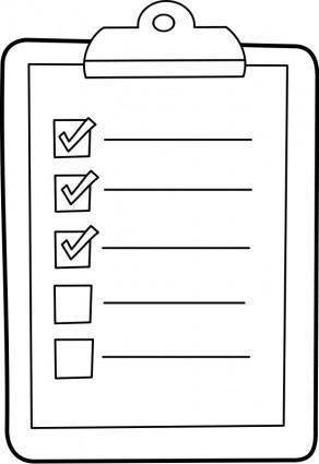 List / liste