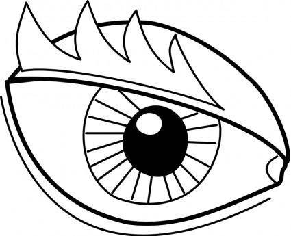 Eye / Oeil