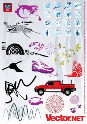 free vector Vector Graphics Pack