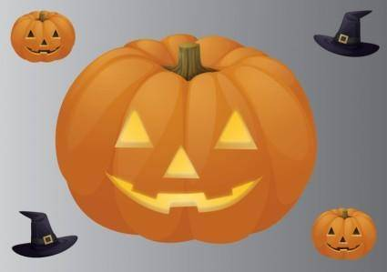 free vector Free Halloween Vectors