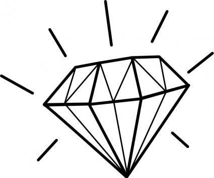 free vector Diamant / diamond