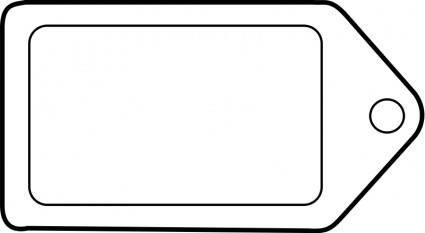 Étiquette / tag