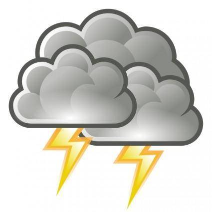 Tango weather storm