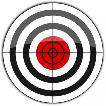 free vector Target icon