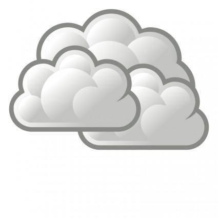 free vector Tango weather overcast