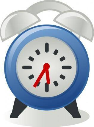 free vector Alarm clock