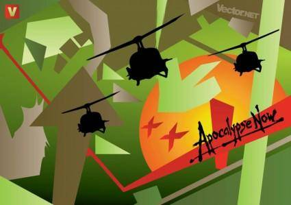 free vector Apocalypse Now Vector