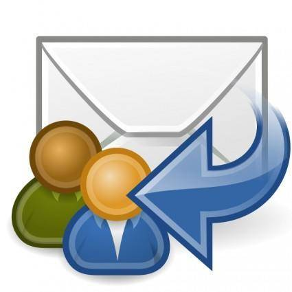 free vector Tango mail reply all