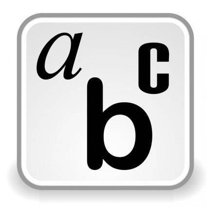 Tango preferences desktop font