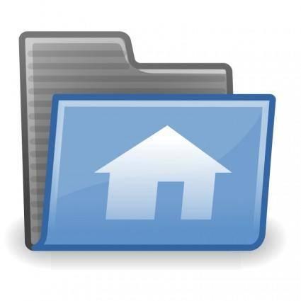 free vector Tango user home