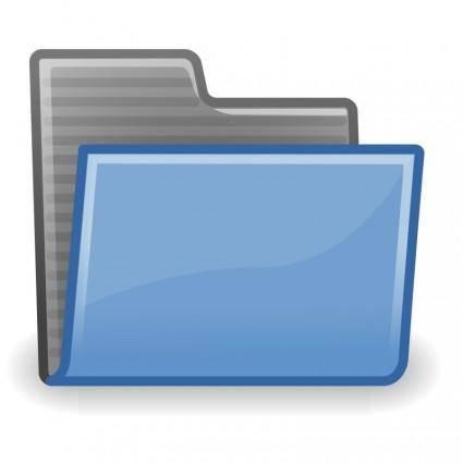 free vector Tango folder