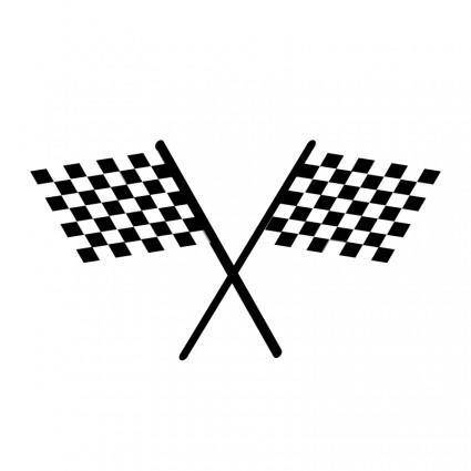 free vector Netalloy chequered flag