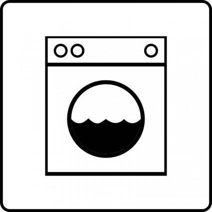 free vector Hotel Icon Has Laundry