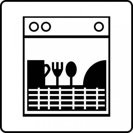 free vector Hotel Icon Room Has Dishwasher