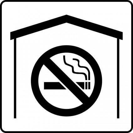 free vector Hotel Icon No Smoking In Room