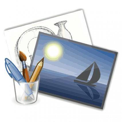 free vector Painting and Drawing