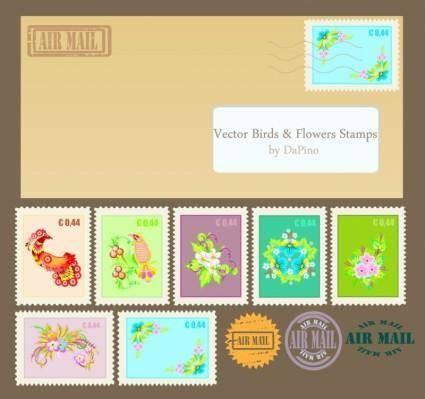 free vector Stamp Vectors