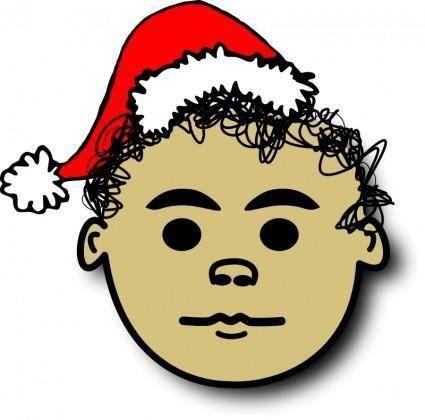 free vector Ale santa