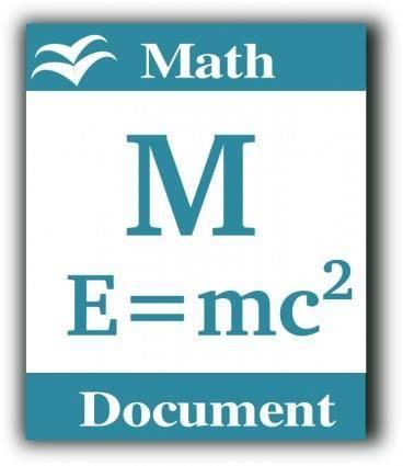 Libre Office Math icon