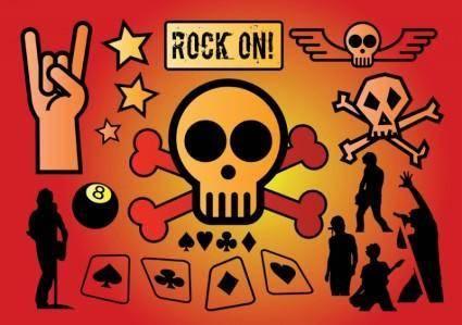free vector Rock Vectors