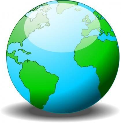 A simple globe