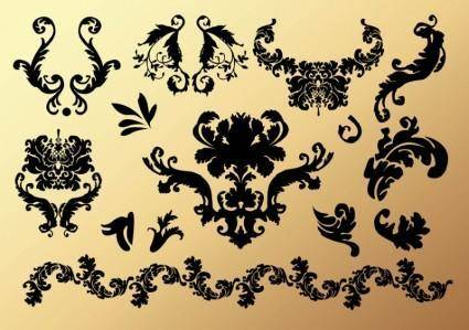 free vector Victorian Graphics