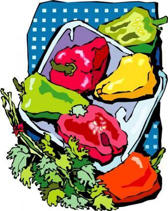 free vector Vegetables 43
