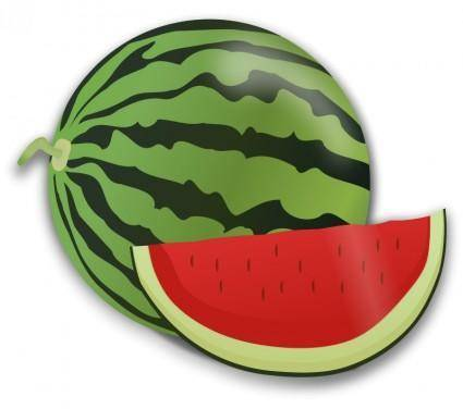 free vector Water Melon